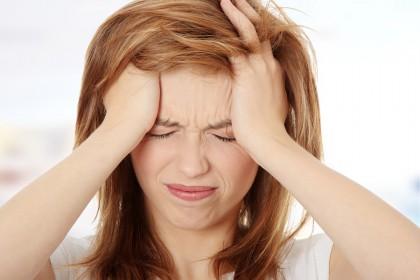 Atypische Kopfschmerzen bei einer jungen Sportlerin