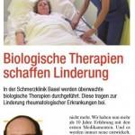 Biologische Therapien schaffen Linderung