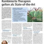 Kombinierte Therapien gelten als State-of-the Art