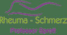 Arztpraxis Prof. Dr. Sprott, Rheuma & Schmerz Logo