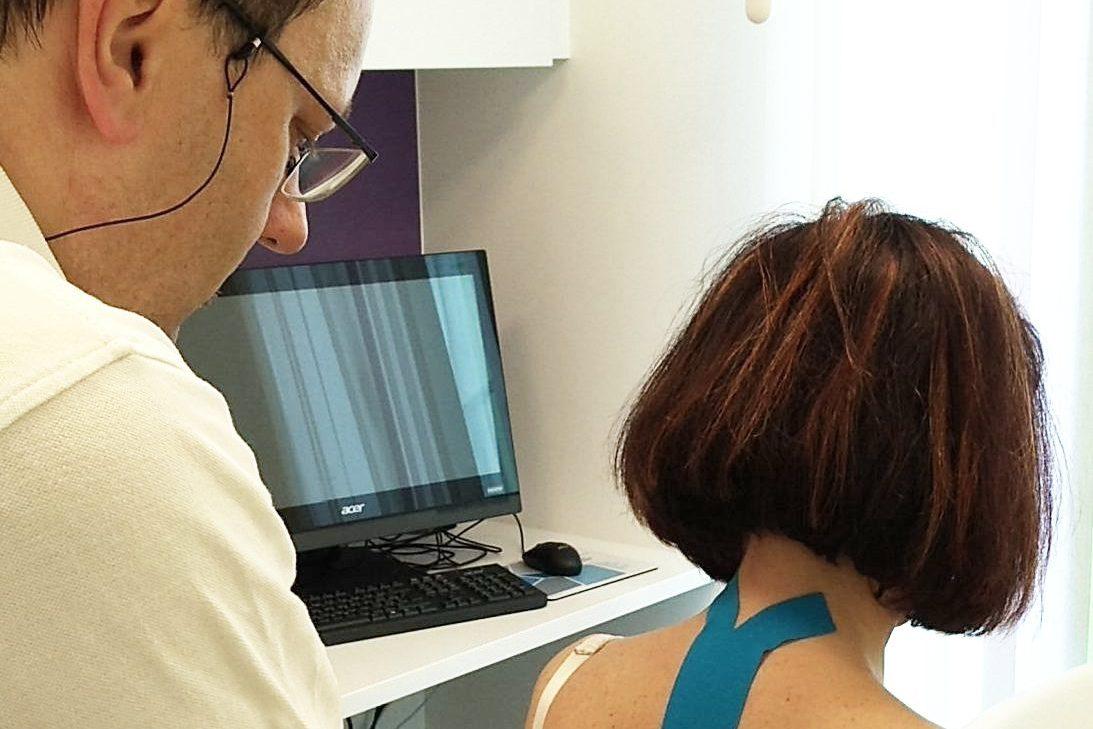 Arztpraxis Prof. Sprott, Zürich, Praxis für Rheuma & Schmerz, Taping